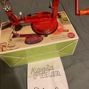 Apple peeler!!!